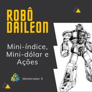 Robô Daileon – B3 (Mensal)