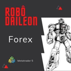 Robô Daileon – Forex (Mensal)
