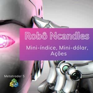 Robô NCandles – B3 (Mensal)