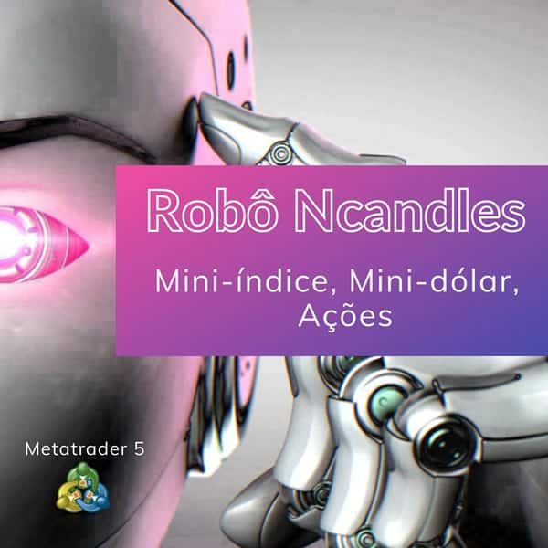 NCandles - Mini-Índice, Mini-Dólar e Ações